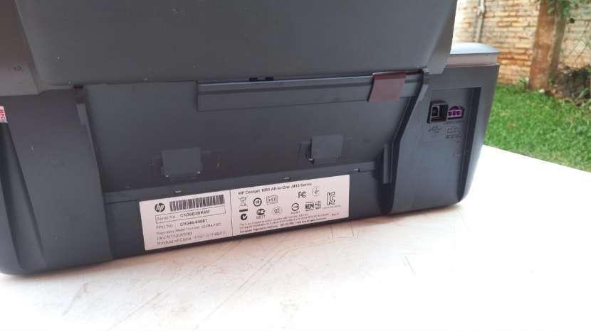 Impresora HP Multifuncion Deskjet 1050 - 2