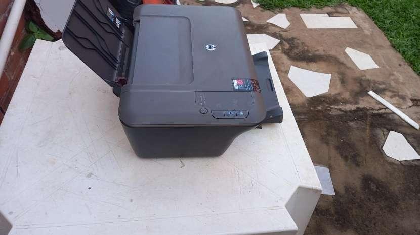 Impresora HP Multifuncion Deskjet 1050 - 4