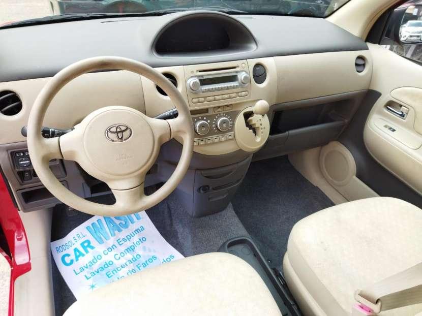 Toyota Sienta 2008 - 5