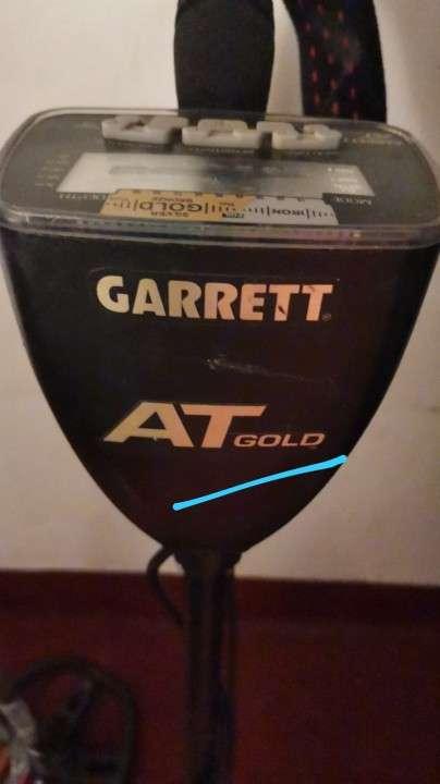 Detector de metales Garrett AT Gold - 0