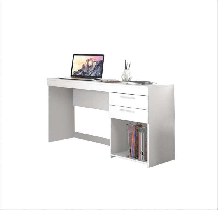 Escritorio Office Panambi blanco 120 cm (2623) - 0