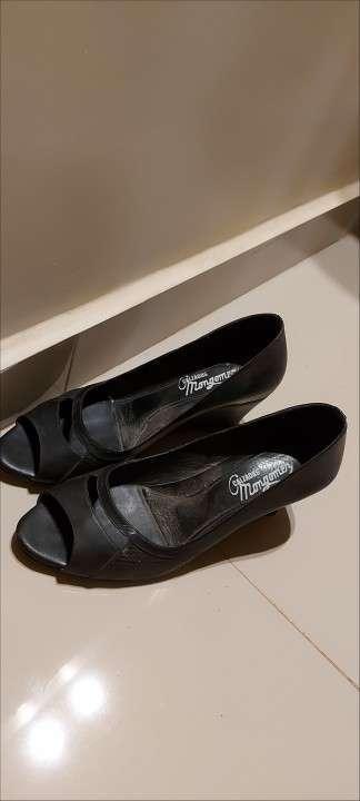 Zapato de cuero Mongomery calce 37 - 1