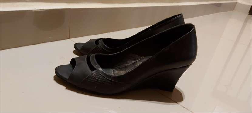 Zapato de cuero Mongomery calce 37 - 3