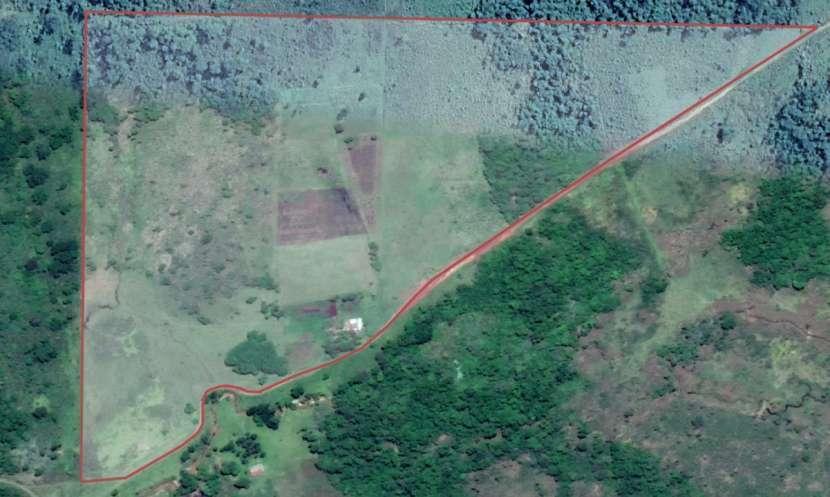 Terreno en Punta Suerte San Estanislao de 15.75 hectáreas - 0