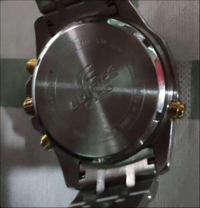 Reloj Casio Edifice - 3