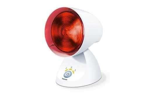 Lámpara infrarroja Beurer - 0