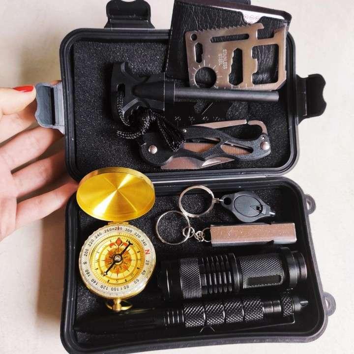 Kit de supervivencia pequeño - 0