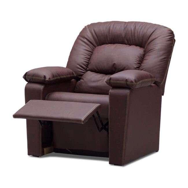 Sillón reclinable poltrona España Abba (3114) - 1