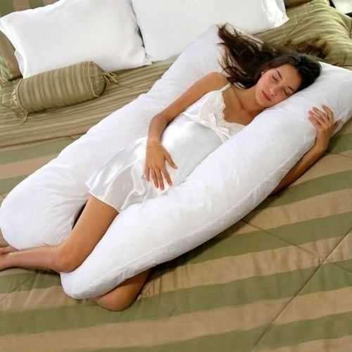 Almohada materna grande tipo U - 0