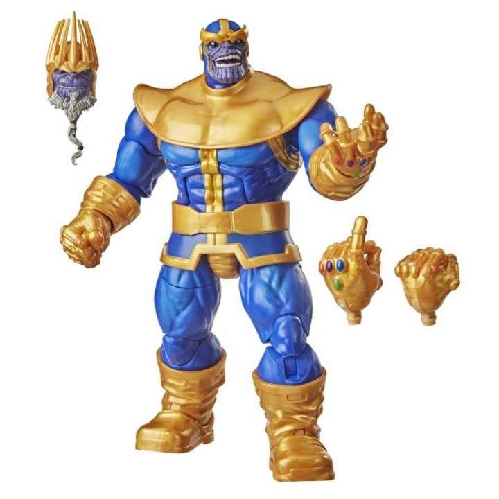 Marvel Legends Deluxe Thanos - 3