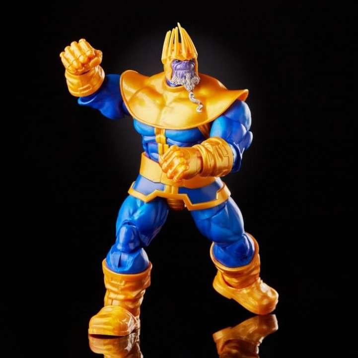 Marvel Legends Deluxe Thanos - 2