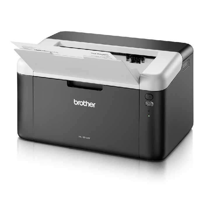 Impresora láser Brother HL-1212w wifi - 0