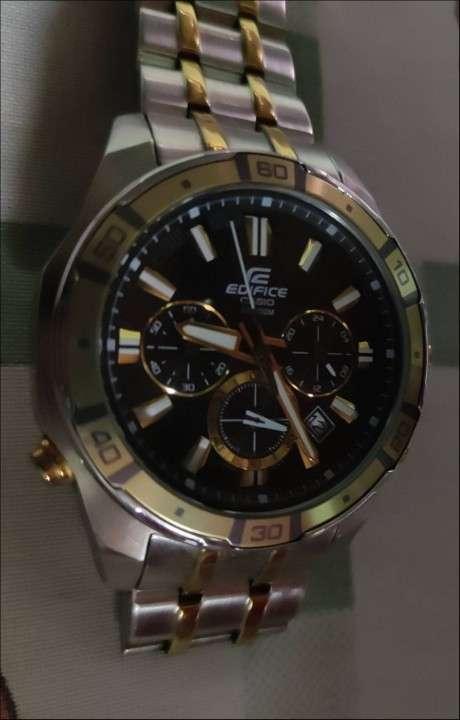 Reloj Casio Edifice - 1