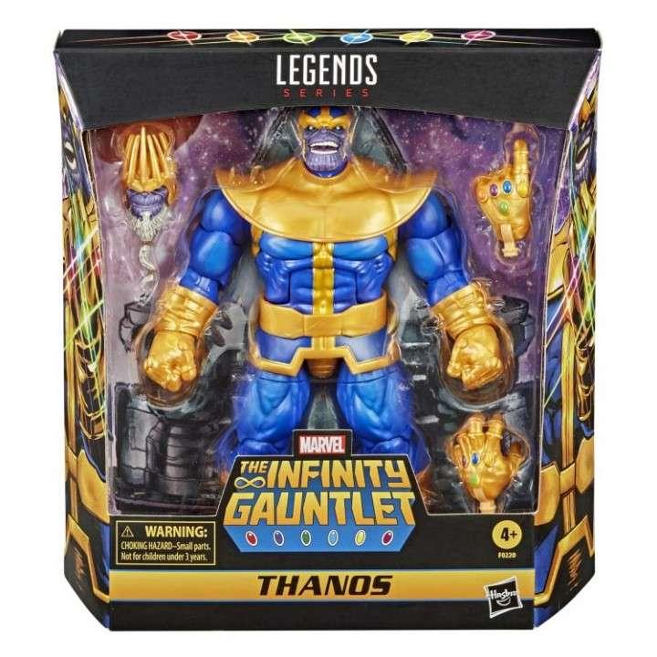 Marvel Legends Deluxe Thanos - 0
