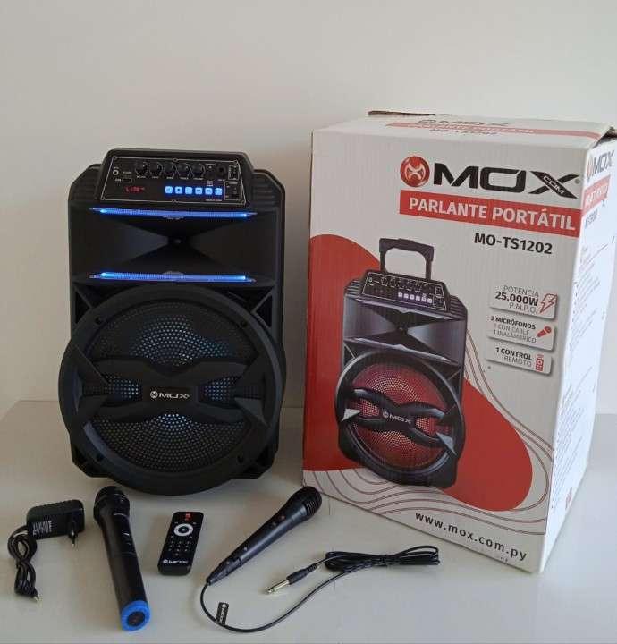 Parlante Karaoke MO-TS1202 - 0