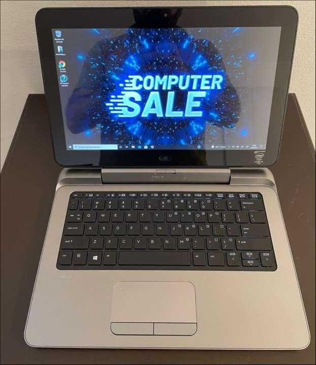 HP Pro x2 Intel Core i5 SSD Touch - 0