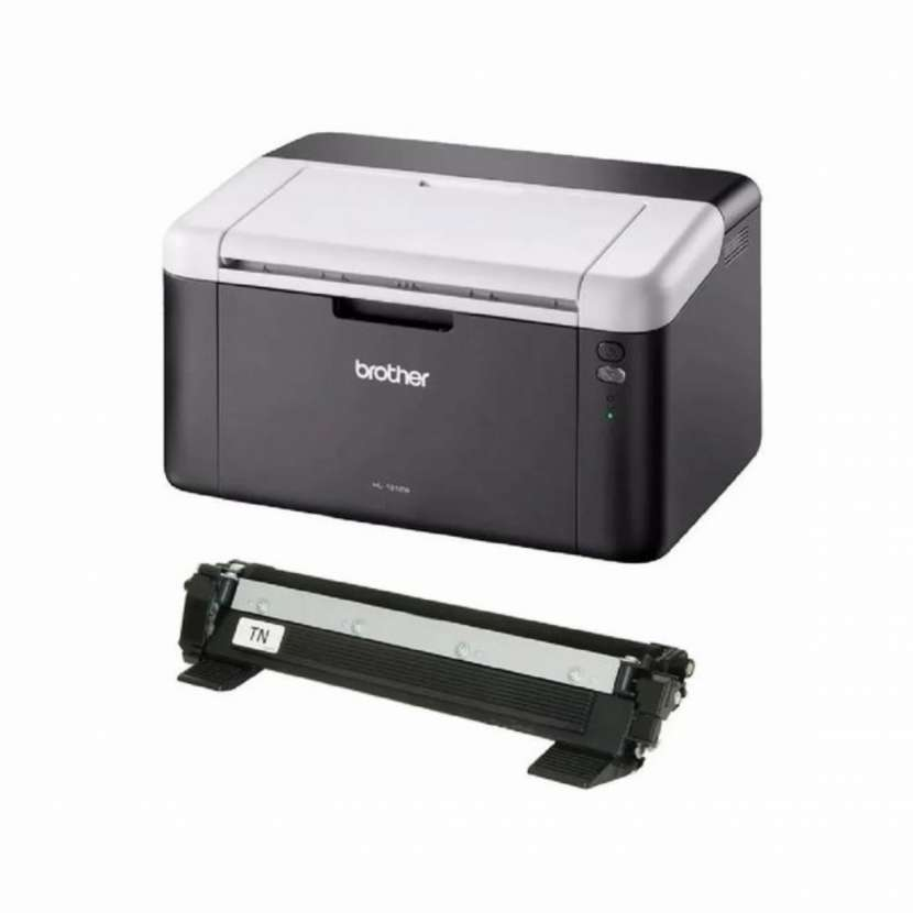 Impresora láser inalámbrica Brother HL-1212W - 0