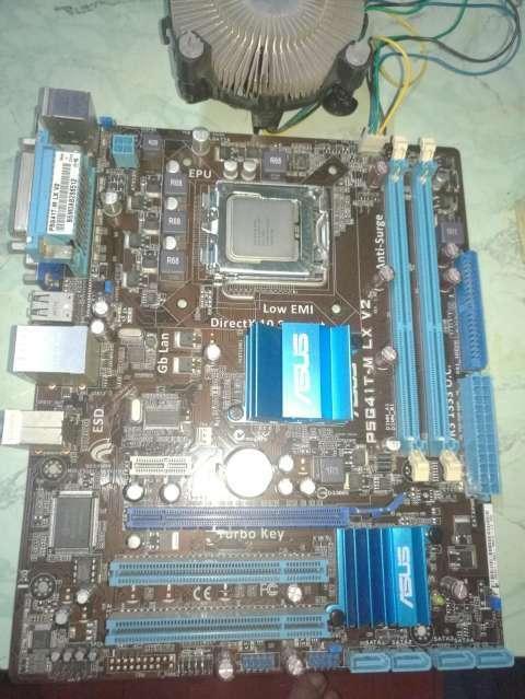 Placas más procesadores - 1
