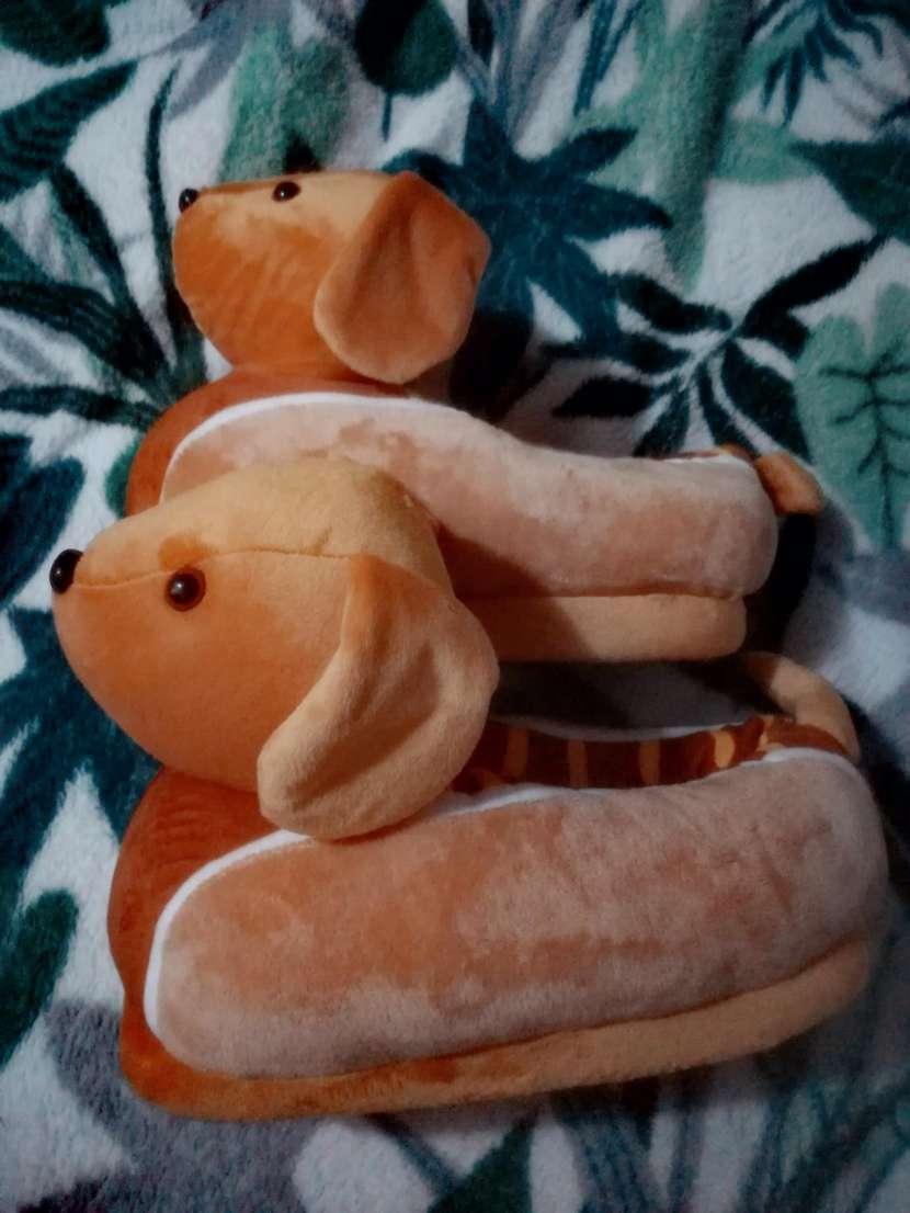 Pantufla de salchicha - 3
