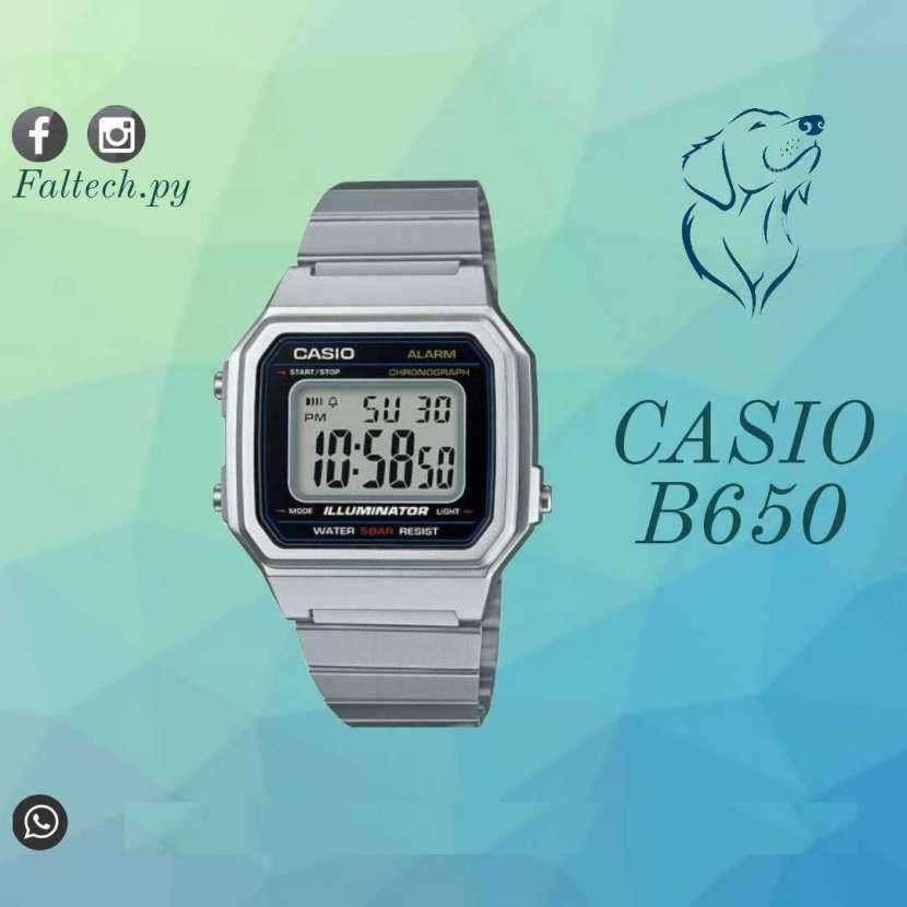 Relojes Casio B650WA - 0