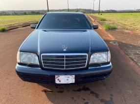 Mercedes Benz S320 W140 1998