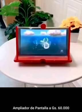 Ampliador de pantalla