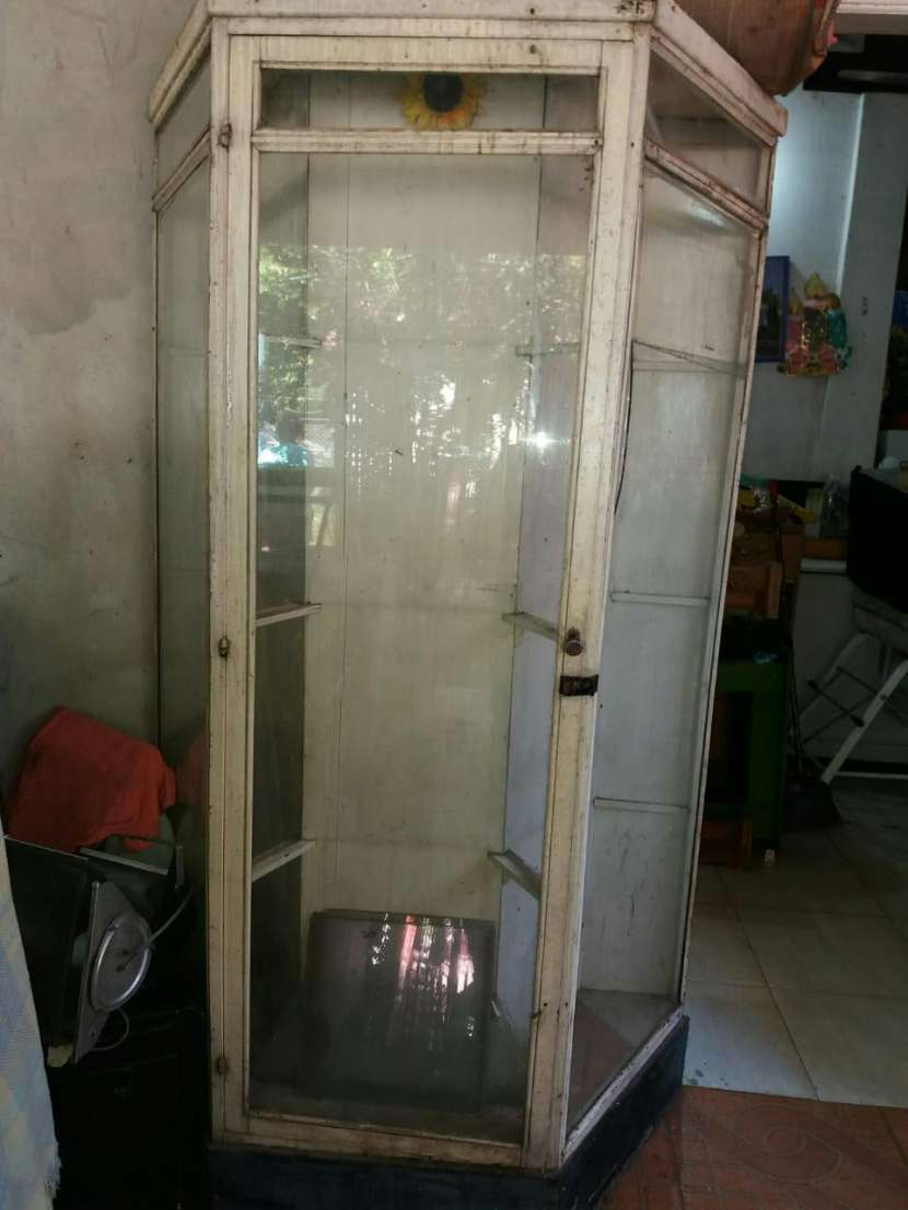 Exhibidor de vidrio - 0