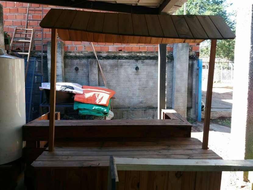 Mesa tipo bar - 0