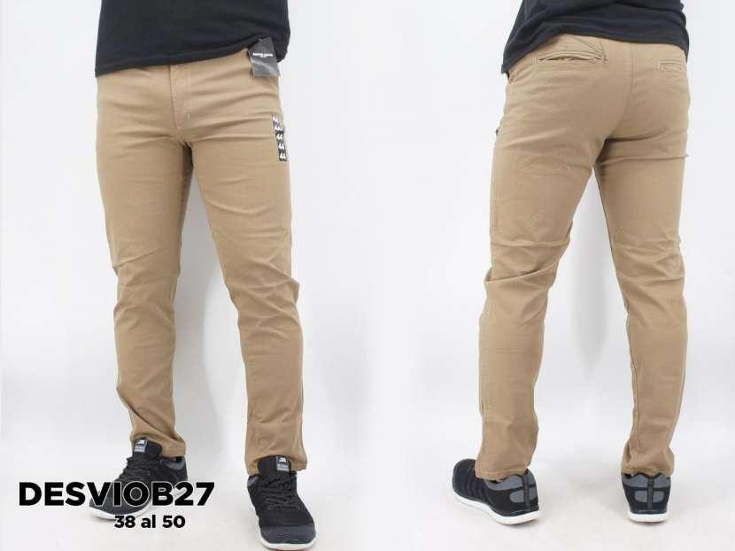 Pantalón tipo sport para caballero DESVIOB27 - 0