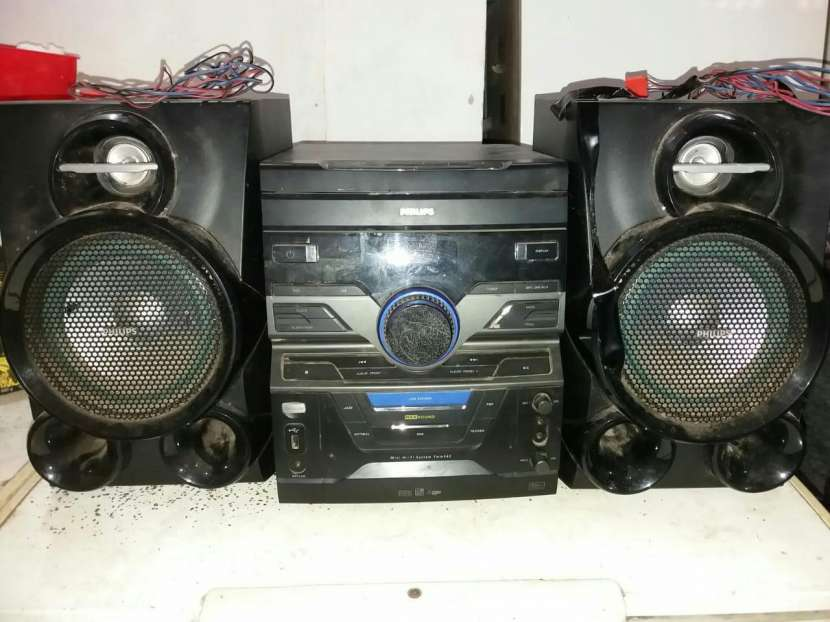Equipo de sonido Philips - 0
