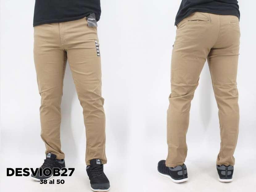 Pantalón tipo sport para caballero DESVIOB27 - 1