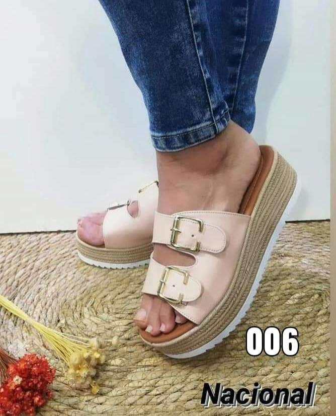Sandalias para damas - 1
