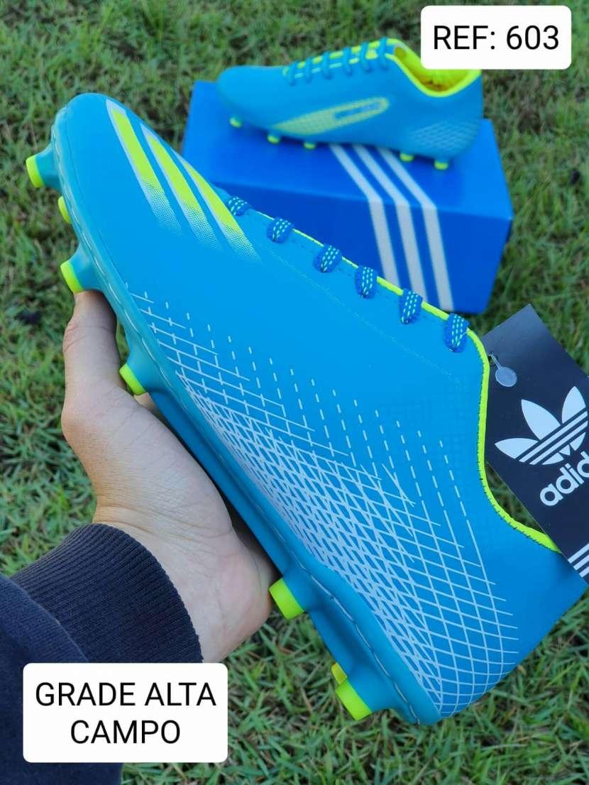 Championes Nike y Adidas - 1
