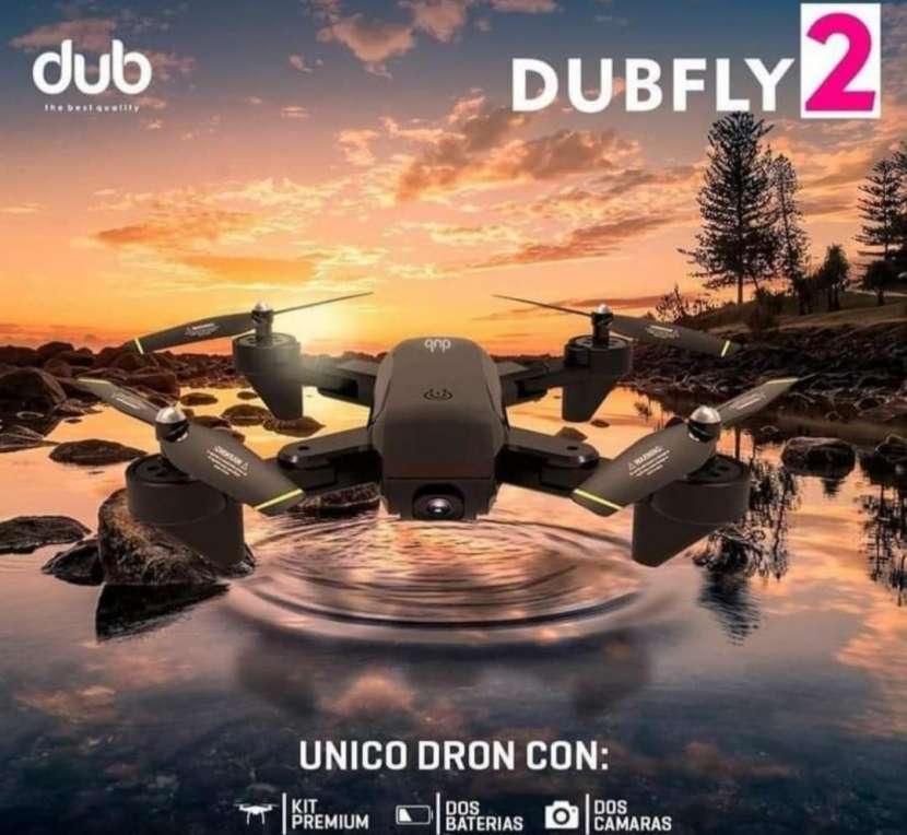 Drone con doble cámara - 1