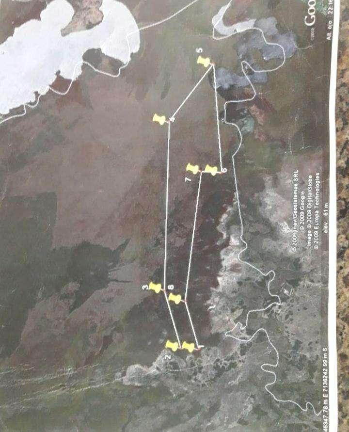 Terreno de 2.400 hectáreas en Villeta - 3