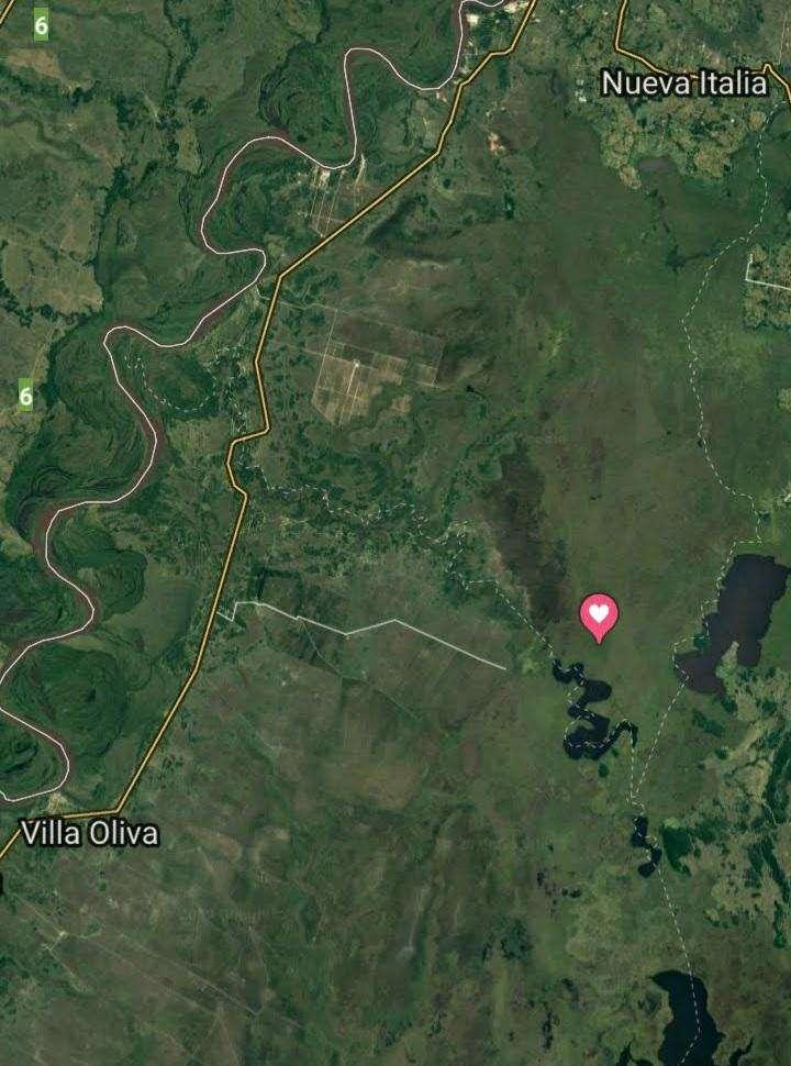Terreno de 2.400 hectáreas en Villeta - 6