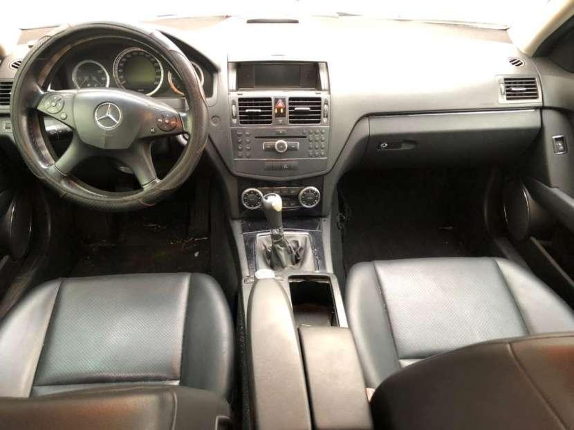 Mercedes Benz C220 2008 - 6