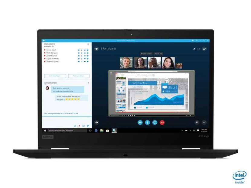 Computadora Lenovo X13 Yoga gen 1 - 2