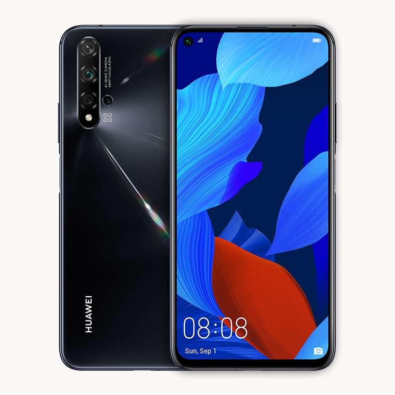 Huawei Nova 5T Black - 0