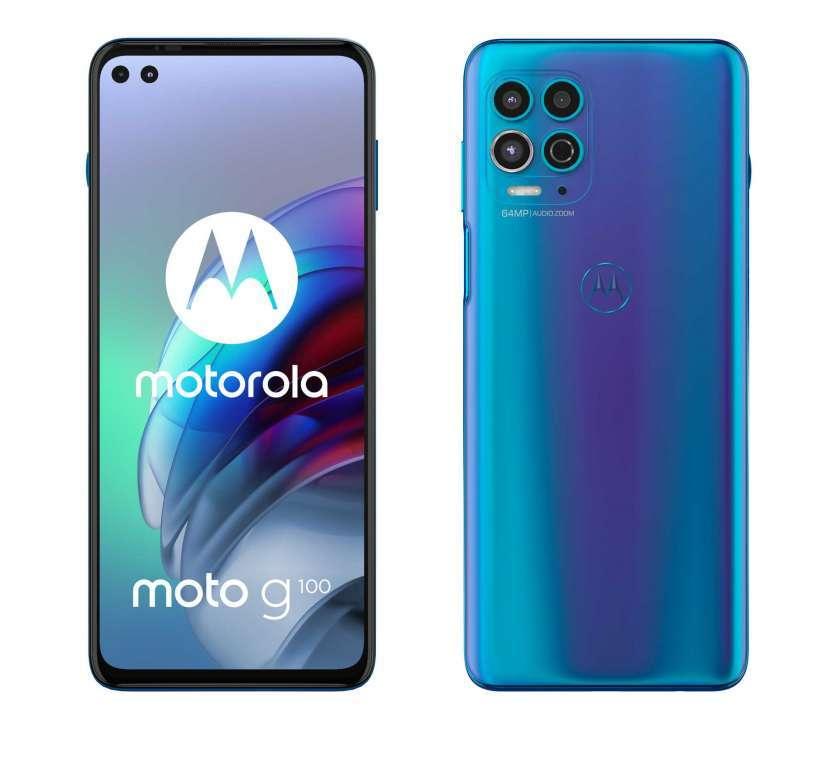 Celular Motorola G100 - 8
