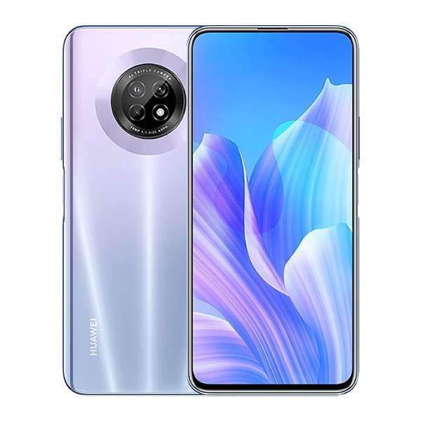 Celular Huawei Y9A plata - 3