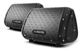 Parlante Motorola Sub 340 negro