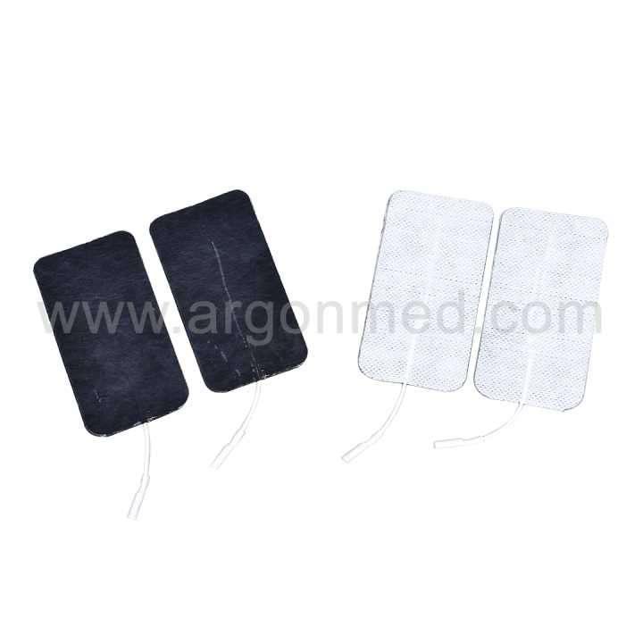 Electrodo adhesivo para tens 9x5 cm - 0