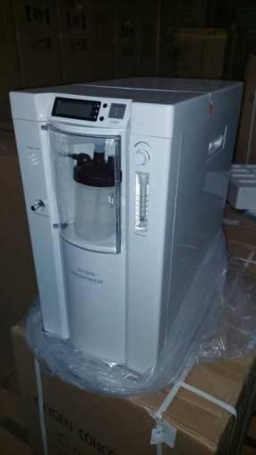 Concentrador de oxígeno de 10 litros