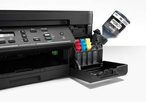 Impresora multifunción Brother DCP-T710W - 1