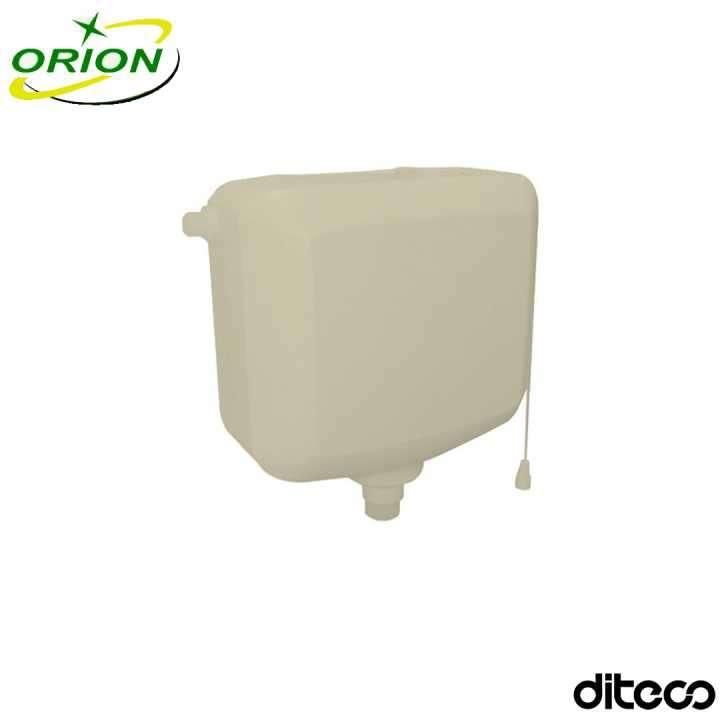 Cisterna plástica BG8 beige Orion 9 litros - 0