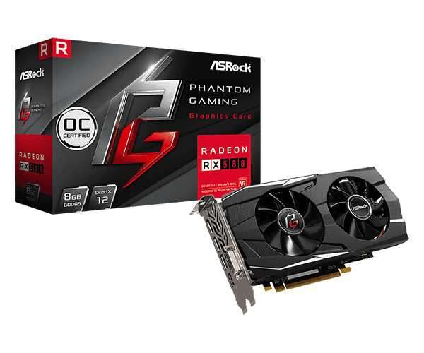 Radeon RX 580 de 8 gb VRAM - 0