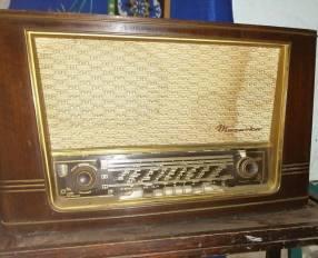 Radio antiguo Marantz