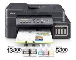 Impresora multifunción Brother DCP-T710W