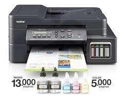 Impresora multifunción Brother DCP-T710W - 0